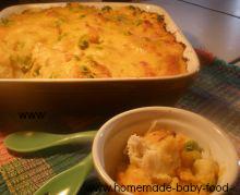 Fish pie baby food recipe