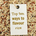 Top Ten Ways to Flavor Rice