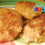Tuna Cakes With Sweet Potato – A Tasty Baby Finger Food