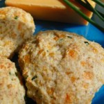 Tasty Cheese 'N Chive Biscuits for Baby