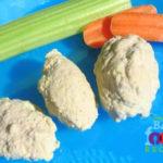 Baby's Tender Chicken Rissoles Recipe