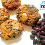 Nutritious Black Bean Cakes with Sweet Potato