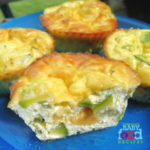 Mini Vegetable Quiche Recipe – A Fab Finger Food For Baby