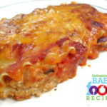 Vegetarian Sweet Potato Cannelloni – A Yummy Treat For Toothless Tots