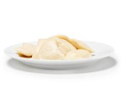Pierogi - baby finger food