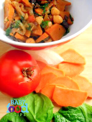 African baby food recipe