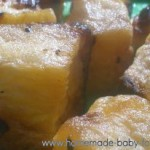 Roasted Rutabaga Cubes For Baby – Sweet and Delicious