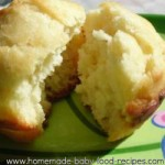 Garlic Muffins – Baby Food With Attitude!