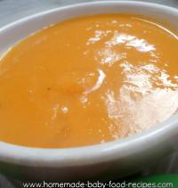 Sweet Potato Tomato Soup