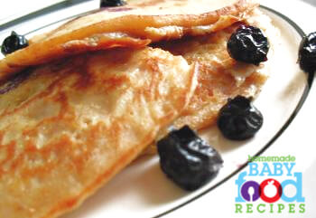 Featured archives the homemade baby food recipes blog the banana pancake recipe forumfinder Images
