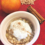 Baby's Barley and Apple Dessert