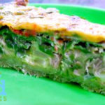 Baby's Tuna and Spinach Quiche – A Veggie-Packed Finger Food