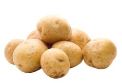 Potatoes for making baby food