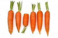Healthiest way to cook carrots for baby