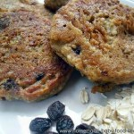 Whole Grain Oatmeal and Raisin Pancakes – a Better Breakfast for Baby!