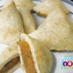 Healthy Baked Sweet Potato Samosas for Baby