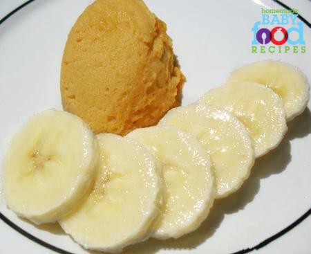 Coconutty sweet potato custard