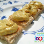 Baby's Sardine and Sweet Pepper Spread