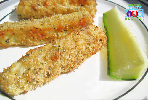 cheesy zucchinni sticks