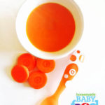 Baby's Carrot and Cumin Soup