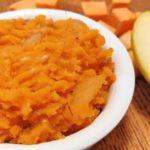 No-Salt Sweet Potato Stuffing