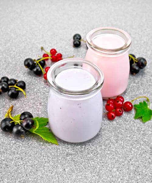 Can baby eat bio yogurt