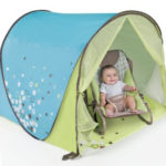 Our Favorite Pop Up Shade Tents for Baby