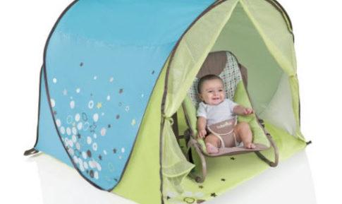 baby beach tents