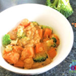 Sweet Potato and Coconut Curry For Baby
