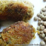Lovely Lentil and Sweet Potato Nuggets