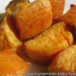 Gourmet Sweet Potato Cubes – A Yummy Finger Food For Baby
