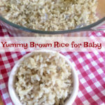 An Easy Recipe For Yummy Brown Rice