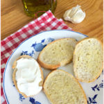 How To Make Crostini – A Simple Baby Finger Food