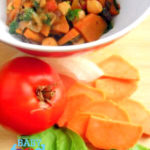 African Veggie Stew – A Flavour Combo to Expand Baby's Taste Buds