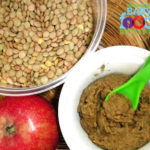 Baby's Lentil and Apple Puree