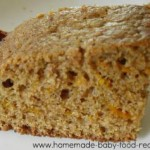 Moist and Mouthwatering Sweet Potato Bread