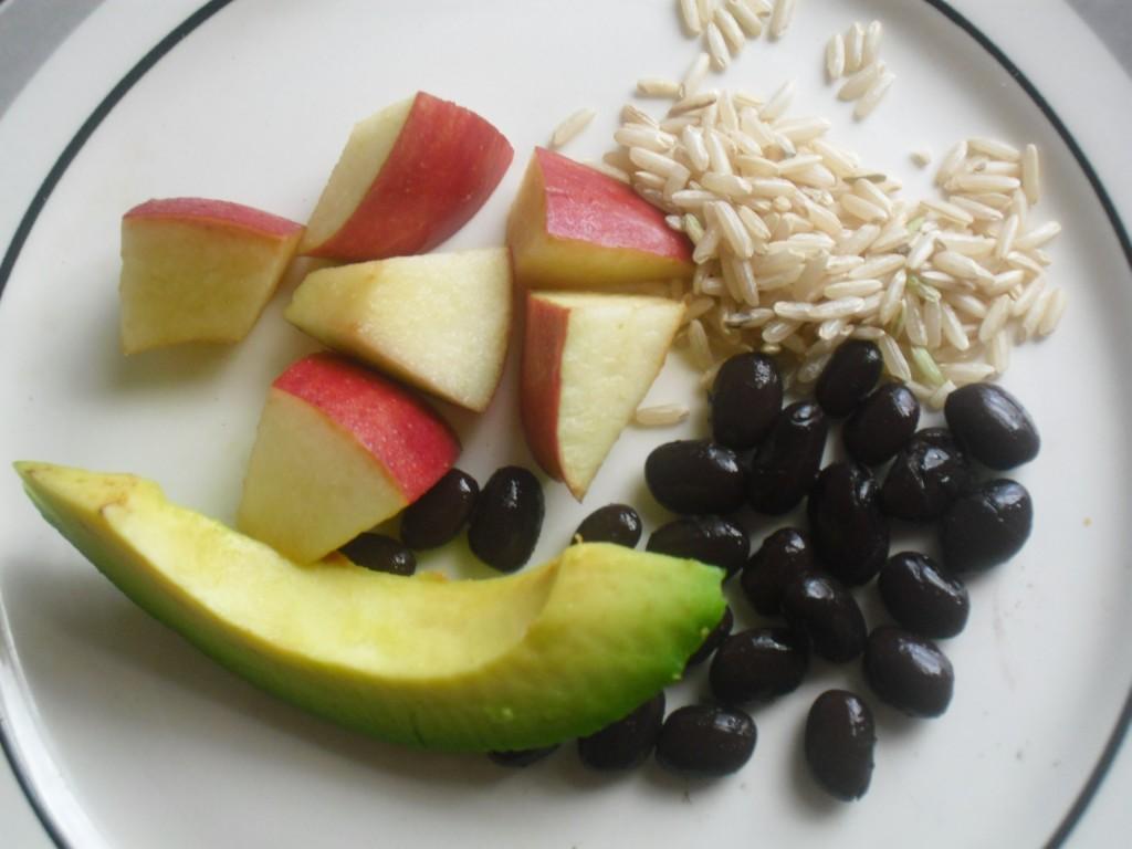 Black Bean and Brown Rice Dinner - a Vegetarian Baby Food ...