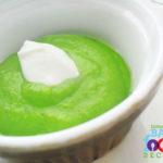 Vitamin Rich Pea and Tarragon Soup