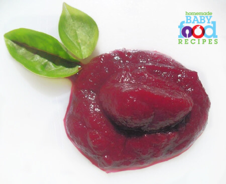 How To Cook Beets For Baby Food