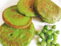 Easy Pea-sy Fritters