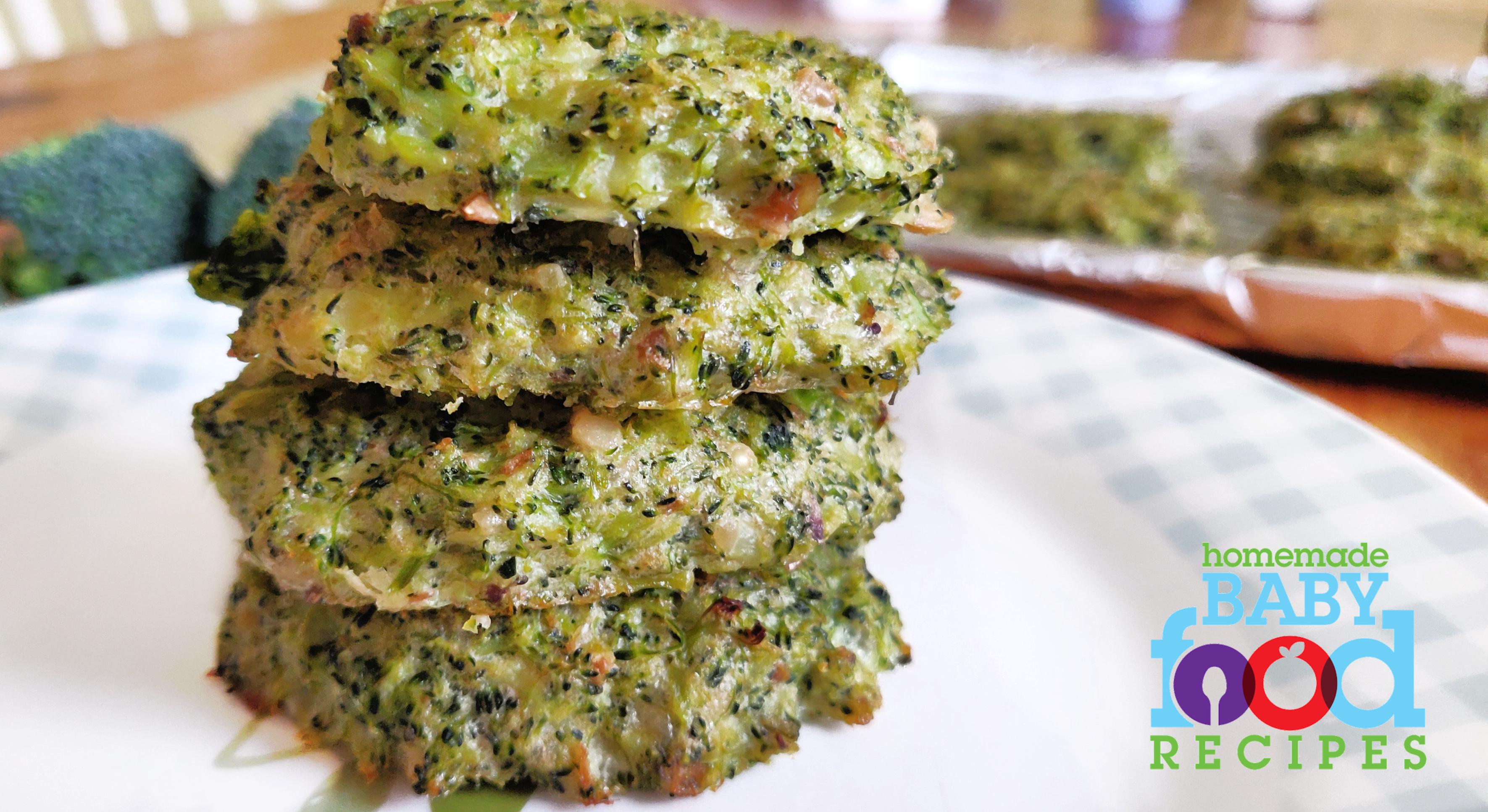 Baby's Broccoli Nuggets